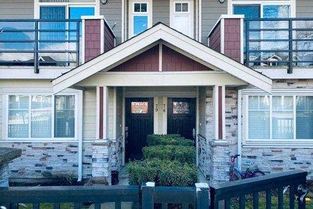 R2556806 - 78 6383 140 STREET, Sullivan Station, Surrey, BC - Townhouse
