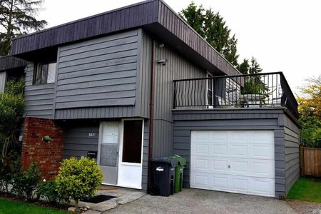 R2556970 - 9551 NO. 4 ROAD, Saunders, Richmond, BC - 1/2 Duplex