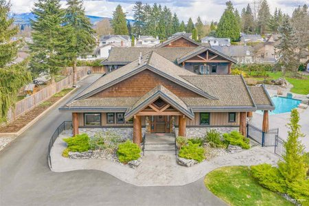 R2559064 - 12610 LAITY STREET, West Central, Maple Ridge, BC - House with Acreage