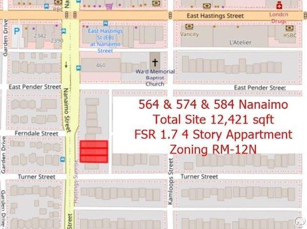 574 Nanaimo Street