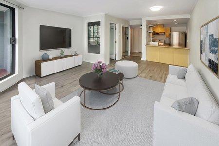 R2559827 - 513 1270 ROBSON STREET, West End VW, Vancouver, BC - Apartment Unit