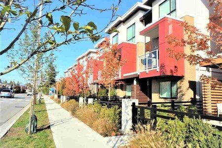 R2559972 - 13 8288 NO. 1 ROAD, Boyd Park, Richmond, BC - Townhouse