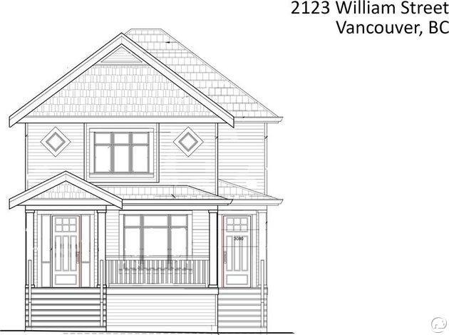2123 William Street