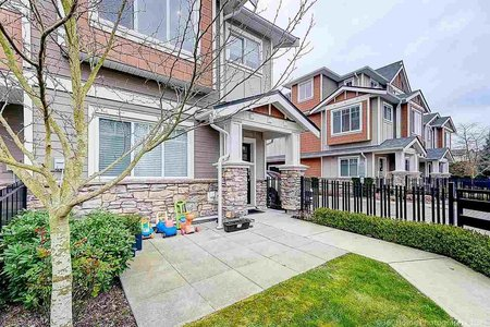 R2560636 - 15 6511 NO. 2 ROAD, Riverdale RI, Richmond, BC - Townhouse