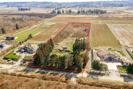 R2560832 - 15522 48 AVENUE, Serpentine, Surrey, BC - House with Acreage