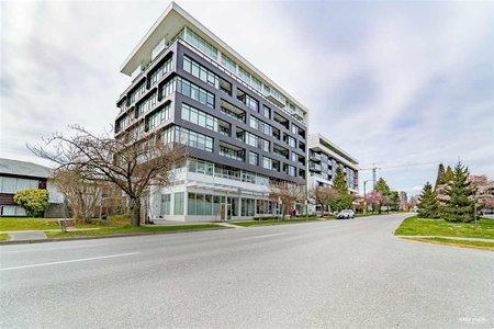 R2562105 - 705 6383 CAMBIE STREET, Oakridge VW, Vancouver, BC - Apartment Unit