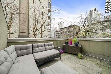 R2562612 - 201 789 DRAKE STREET, Downtown VW, Vancouver, BC - Apartment Unit