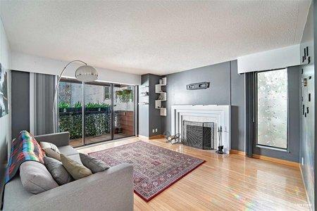 R2563053 - 204 1649 COMOX STREET, West End VW, Vancouver, BC - Apartment Unit