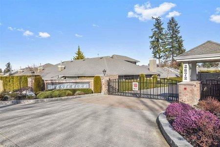 R2563235 - 18 2672 151 STREET, Sunnyside Park Surrey, Surrey, BC - Townhouse