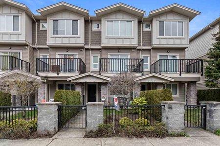 R2563337 - 4 7051 ASH STREET, McLennan North, Richmond, BC - Townhouse