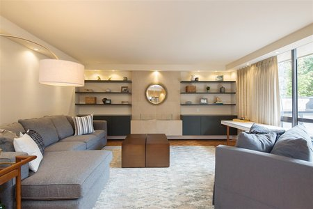 R2563751 - 108 4900 CARTIER STREET, Shaughnessy, Vancouver, BC - Apartment Unit