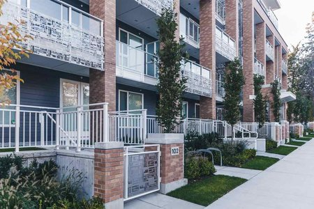 R2563834 - 101 6933 CAMBIE STREET, South Cambie, Vancouver, BC - Apartment Unit