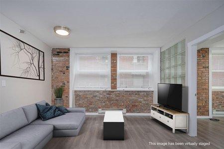 R2564244 - 202 233 ABBOTT STREET, Downtown VW, Vancouver, BC - Apartment Unit