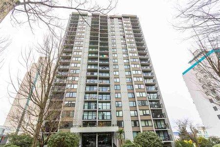 R2564423 - 904 1330 HARWOOD STREET, West End VW, Vancouver, BC - Apartment Unit