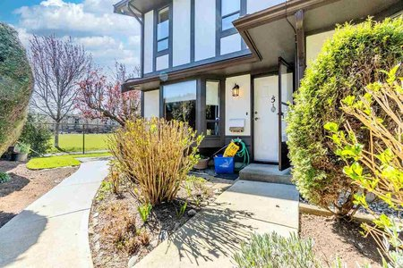 R2564755 - 5 8540 COOK ROAD, Brighouse, Richmond, BC - Townhouse