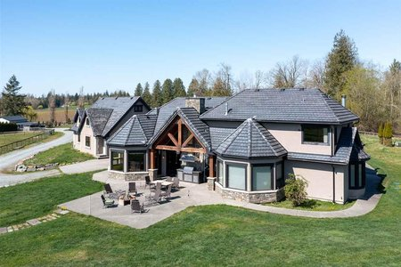 R2565932 - 2866 256 STREET, Otter District, Langley, BC - House with Acreage