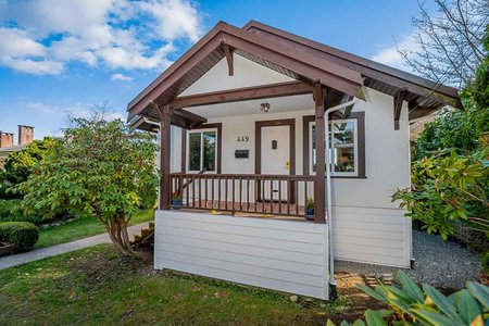 R2566400 - 449 E 8TH STREET, Central Lonsdale, North Vancouver, BC - House/Single Family