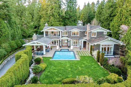R2566567 - 4475 KEITH ROAD, Caulfeild, West Vancouver, BC - House/Single Family