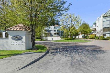 R2567739 - 207 1765 MARTIN DRIVE, Sunnyside Park Surrey, Surrey, BC - Apartment Unit