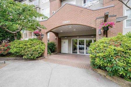 R2568604 - 309 15895 84 AVENUE, Fleetwood Tynehead, Surrey, BC - Apartment Unit