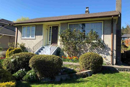 R2569011 - 234 W ST. JAMES ROAD, Upper Lonsdale, North Vancouver, BC - House/Single Family