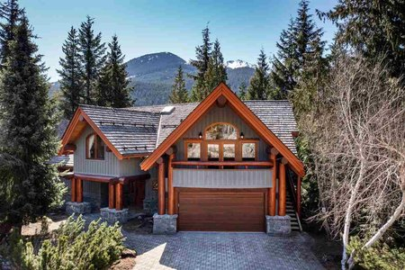 R2569553 - 3231 PEAK DRIVE, Blueberry Hill, Whistler, BC - House/Single Family