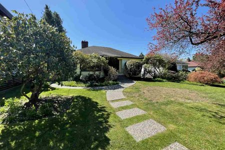 R2569945 - 2050 W 57TH AVENUE, S.W. Marine, Vancouver, BC - House/Single Family