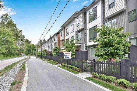 R2570195 - 23 16433 19 AVENUE, Pacific Douglas, Surrey, BC - Townhouse