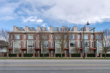 R2571477 - 5 6600 COONEY ROAD, Brighouse, Richmond, BC - Townhouse