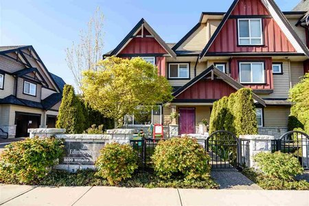 R2571523 - 1 8699 WILLIAMS ROAD, Saunders, Richmond, BC - Townhouse