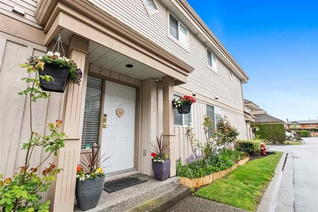 R2571548 - 30 5700 DOVER CRESCENT, Riverdale RI, Richmond, BC - Townhouse