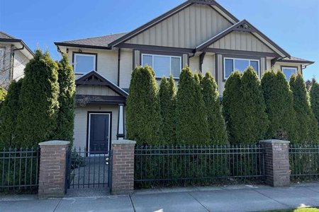 R2571592 - 3 8300 RYAN ROAD, South Arm, Richmond, BC - Townhouse