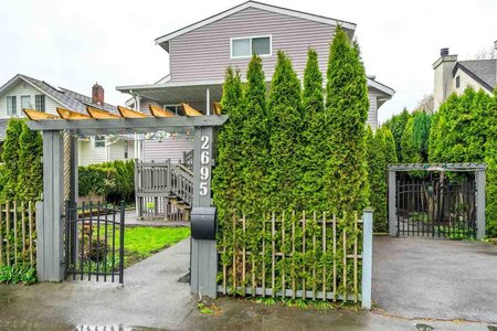 R2571973 - 2695 MCBRIDE AVENUE, Crescent Bch Ocean Pk., Surrey, BC - House/Single Family