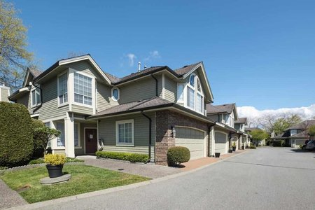 R2572042 - 38 11100 RAILWAY AVENUE, Westwind, Richmond, BC - Townhouse