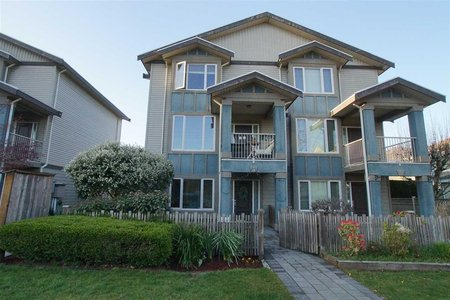R2572945 - 3 7360 ST. ALBANS ROAD, Brighouse South, Richmond, BC - Townhouse