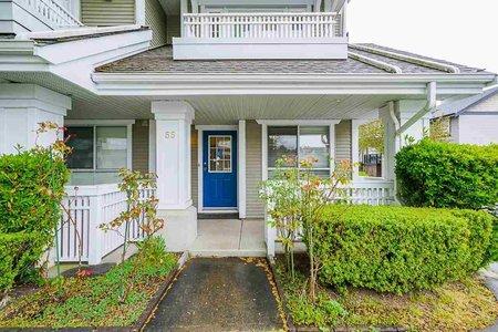 R2572983 - 55 22000 SHARPE AVENUE, Hamilton RI, Richmond, BC - Townhouse