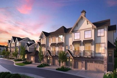 R2573662 - 80 20487 65 AVENUE, Willoughby Heights, Langley, BC - Townhouse