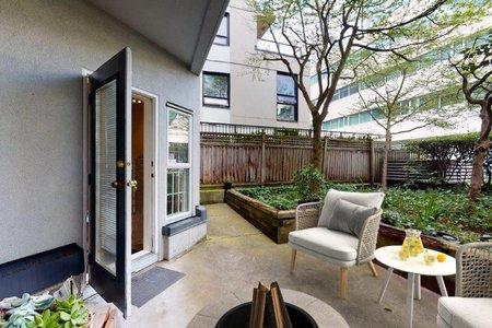 R2573720 - 125 511 W 7TH AVENUE, Fairview VW, Vancouver, BC - Apartment Unit