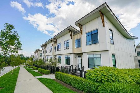 R2573730 - 100 9989 E BARNSTON DRIVE, Fraser Heights, Surrey, BC - Townhouse