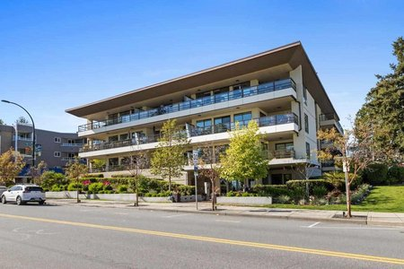 R2573808 - 103 15747 MARINE DRIVE, White Rock, White Rock, BC - Apartment Unit