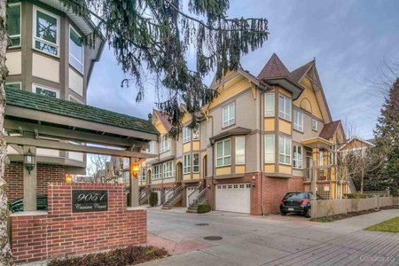 R2573930 - 10 9051 BLUNDELL ROAD, McLennan North, Richmond, BC - Townhouse