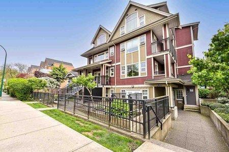 R2574651 - 302 930 W 16TH AVENUE, Cambie, Vancouver, BC - Apartment Unit