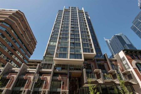 R2575282 - 603 1133 HORNBY STREET, Downtown VW, Vancouver, BC - Apartment Unit