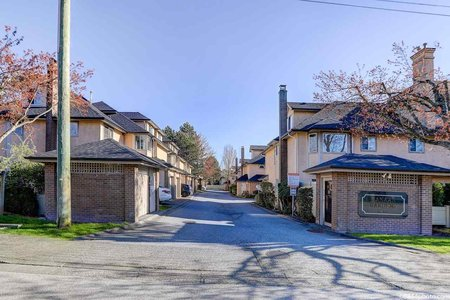 R2575366 - 6 8120 GENERAL CURRIE ROAD, Brighouse South, Richmond, BC - Townhouse
