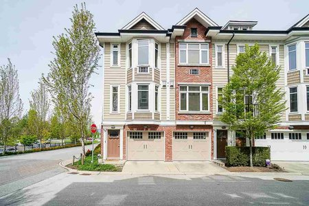 R2575927 - 156 20738 84 AVENUE, Willoughby Heights, Langley, BC - Townhouse