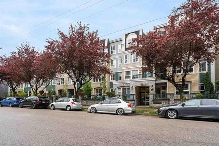 R2575940 - 306 3278 HEATHER STREET, Cambie, Vancouver, BC - Apartment Unit