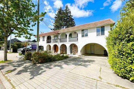 R2576083 - 8991 ST. ALBANS ROAD, Garden City, Richmond, BC - 1/2 Duplex