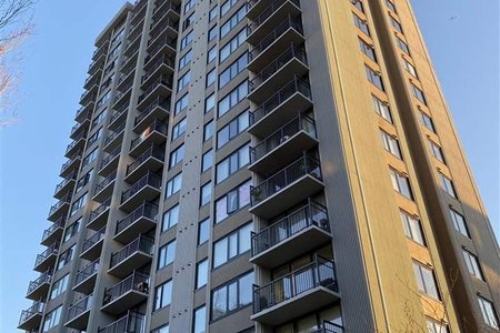 R2576442 - 403 1330 HARWOOD STREET, West End VW, Vancouver, BC - Apartment Unit