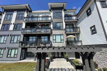 R2576511 - 403 9983 E BARNSTON DRIVE, Fraser Heights, Surrey, BC - Apartment Unit