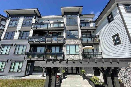 R2576643 - 203 9983 E BARNSTON DRIVE, Fraser Heights, Surrey, BC - Apartment Unit